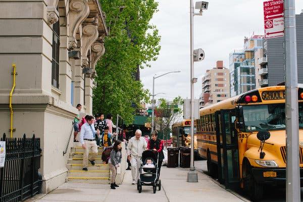 NYC School Zone